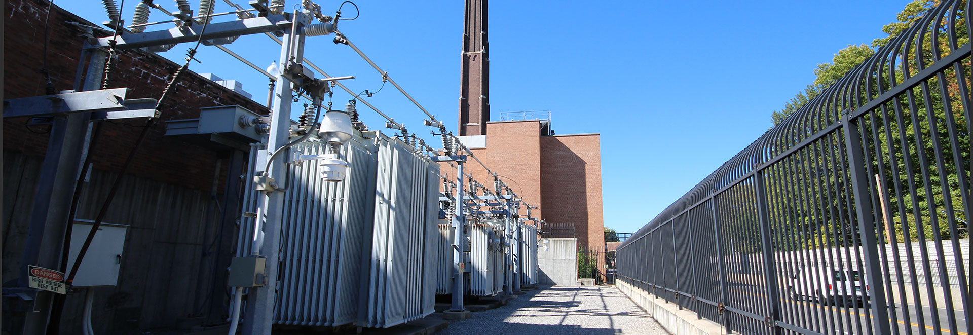 Washington University Power Plant Relocation Tarlton What Is A Electrical